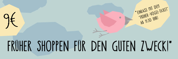 Früher Vogel Ticket
